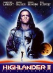 Highlander II -- the Quickening -- Poster