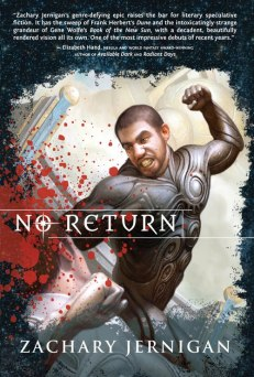 No Return by Zachary Jernigan