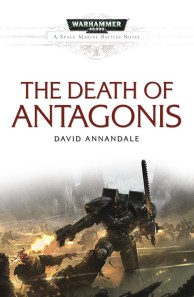 The Death of Antagonis by David Annandale