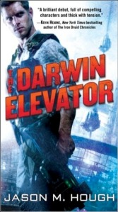 Cover for The Darwin Elevator