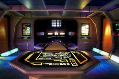 Enterprise -- Star Trek