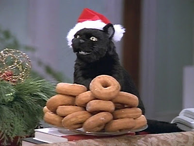 Sabrina the Teenage Witch -- Salem at Christmas