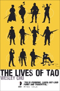 cover for The Lives of Tao