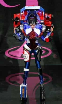 Miss USA Transformer