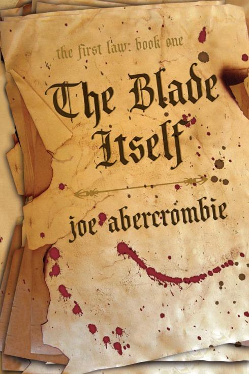 The obligatory Joe Abercrombie book cover...