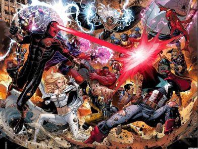 Avengers vs X-Men Event