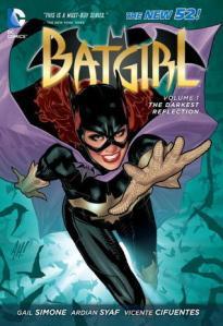 Cover of Batgirl Vol. 1