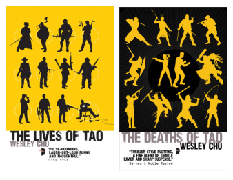 The Lives of Toa and the Deaths of Toa by Wesley Chu