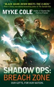 Shadow Ops -- Breach Zone by Myke Cole