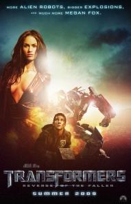 Transformers -- Revenge of the Fallen