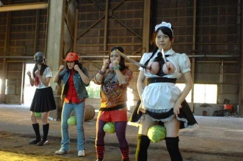 Mutant Girls Squad -- Mutations