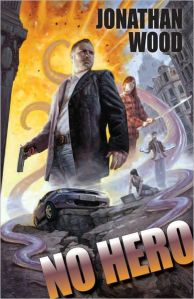 No Hero by Jonathan Wood
