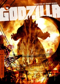 Godzilla (1954) -- Criterion Cover