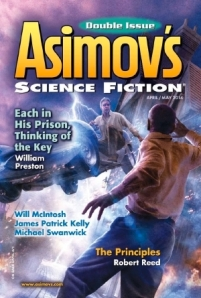 Asimov's Science Fiction -- April and May 2014 Issue