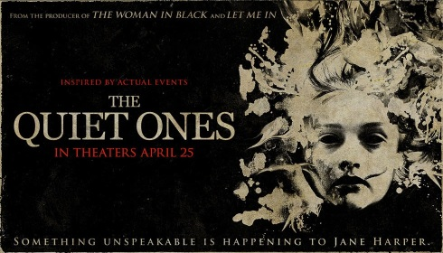 The Quiet Ones -- 2014