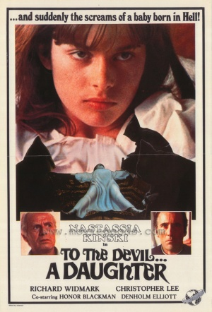 To the Devil...a Daughter -- 1976