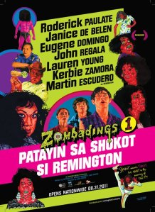 Zombadings 1 -- Patayin sa Shokot si Remington