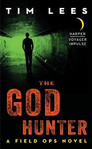 The God Hunter by Tim Lees