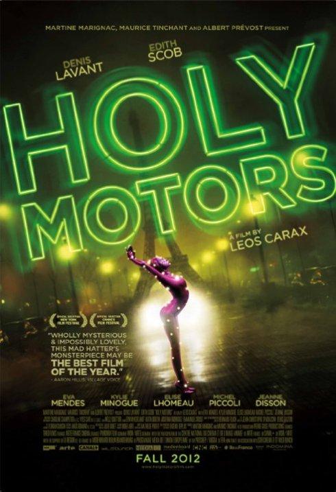 Holy Motors (2012)