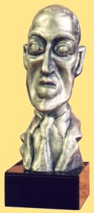The World Fantasy Award -- HP Lovecraft Bust