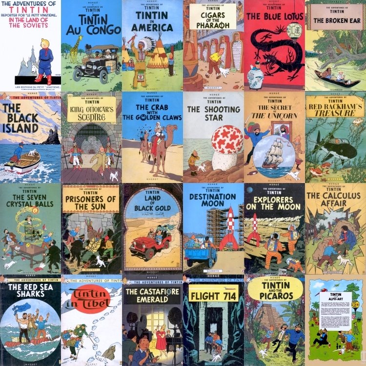 Image Result For Adventure Of Tintin