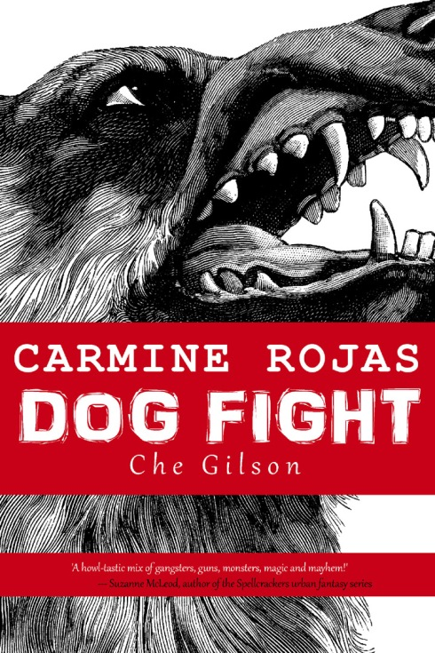 Carmine Rojas: Dog Fight