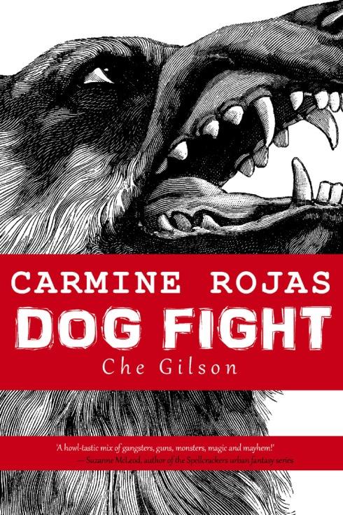 Carmine Rojas: Dog Fight