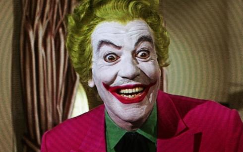 Cesar Romero as the Joker