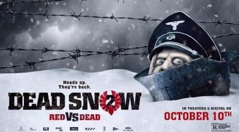Dead Snow 2 -- Red vs Dead (2014)