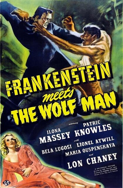 frankenstein_meets_wolf_man_poster