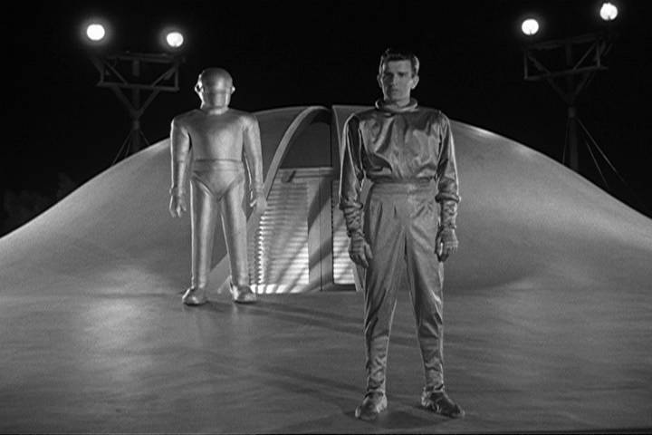 Klaatu (The Day the Earth Stood Still) - Wikipedia |The Day The Earth Stood Still 1951 Klaatu
