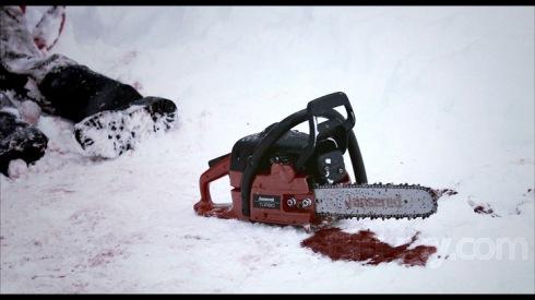 The Chainsaw -- Dead Snow
