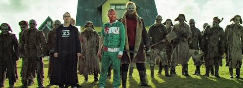 The Zombies and the Zombie Squad -- Dead Snow 2