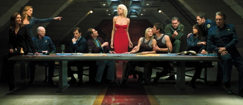 Battlestar Galactica -- The Last Supper