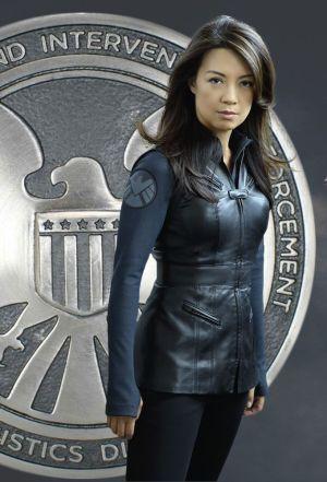 Melinda May -- Agents of SHIELD