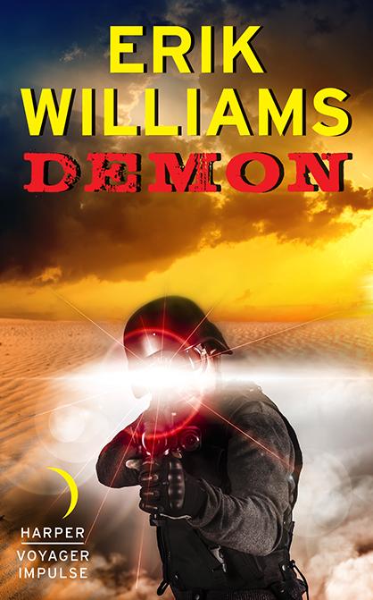 Demon by Erik Williams