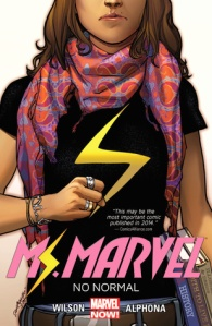 Ms. Marvel Vol. 1 -- No Normal