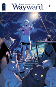 Wayward issue one cover