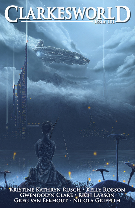 Clarkesworld Issue 101