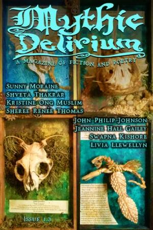 Mythic Delirium Issue 1.3