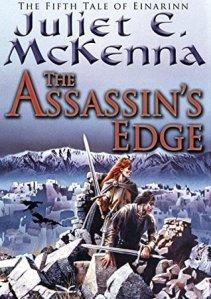 The Assassin's Edge by Juliet E McKenna