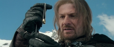 Boromir and the Ring