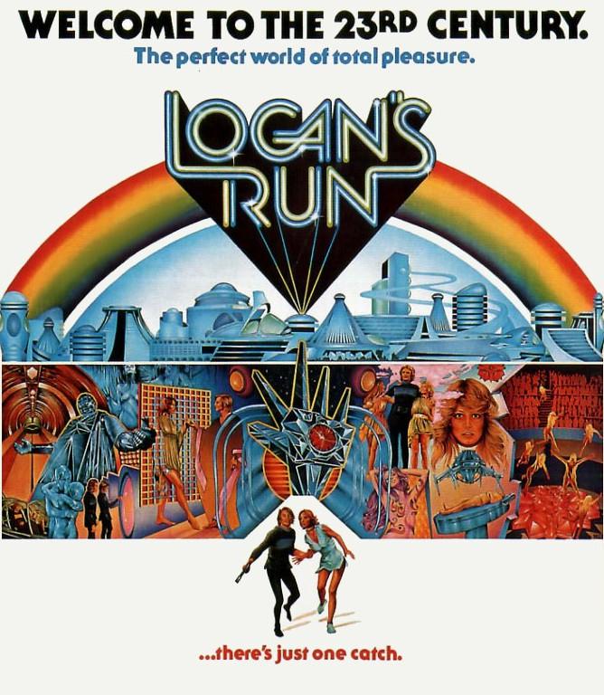 "270. Logan's Run (1976) — A Torture Cinema ""Adventure"""