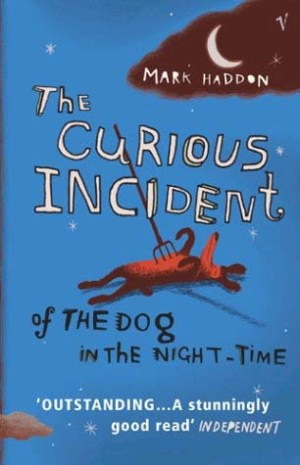 The Curios Incident of the Dog in the Night-Time by Mark Haddon