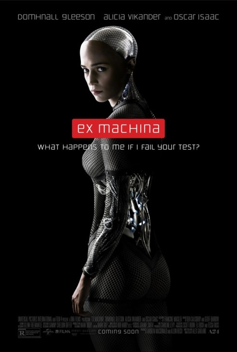 Ex Machina -- 2015