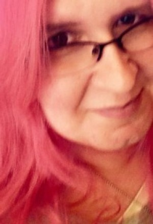 Pink-haired-Author-Photo-205x300