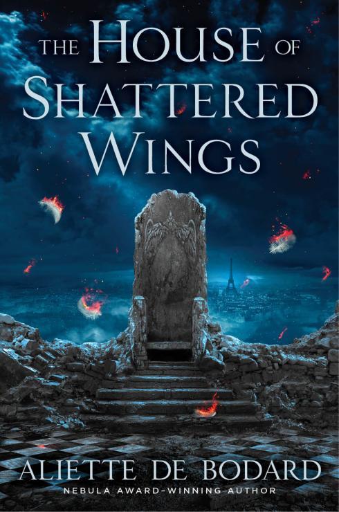 The House of Shattered Wings by Aliette de Bodard