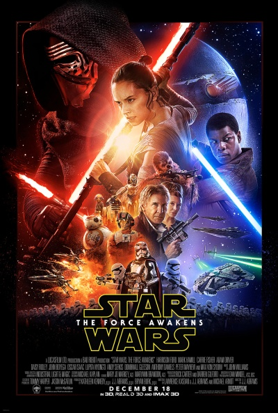 Star Wars -- The Force Awakens Poster