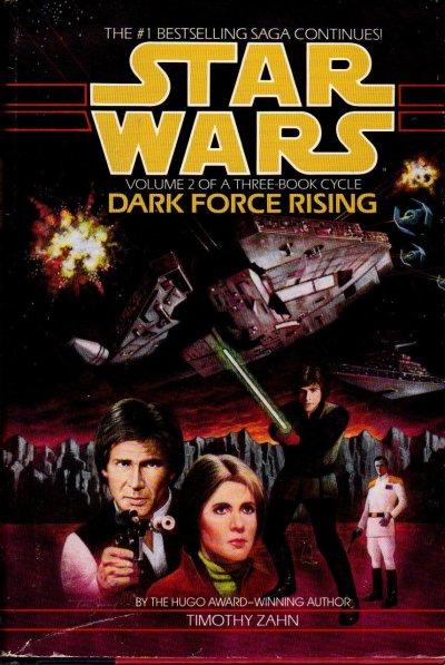 Dark Force Rising by Timothy Zahn