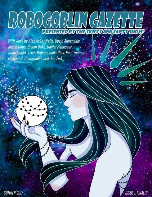Robogoblin Cover